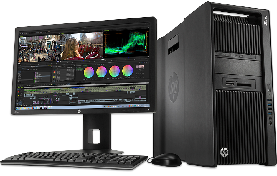 Video Editing Workstations