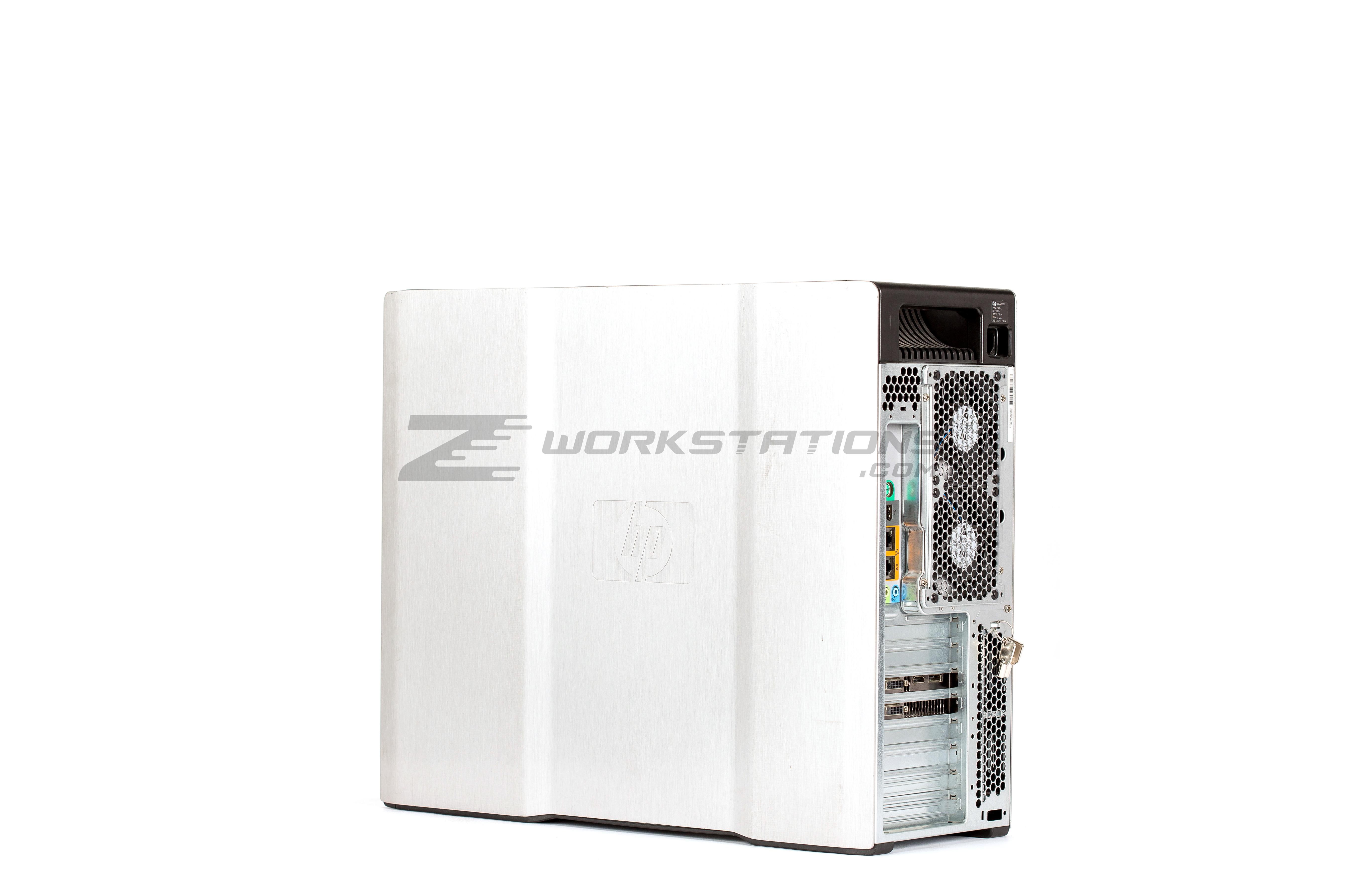 HP Z800 Workstation   ZWorkstations com