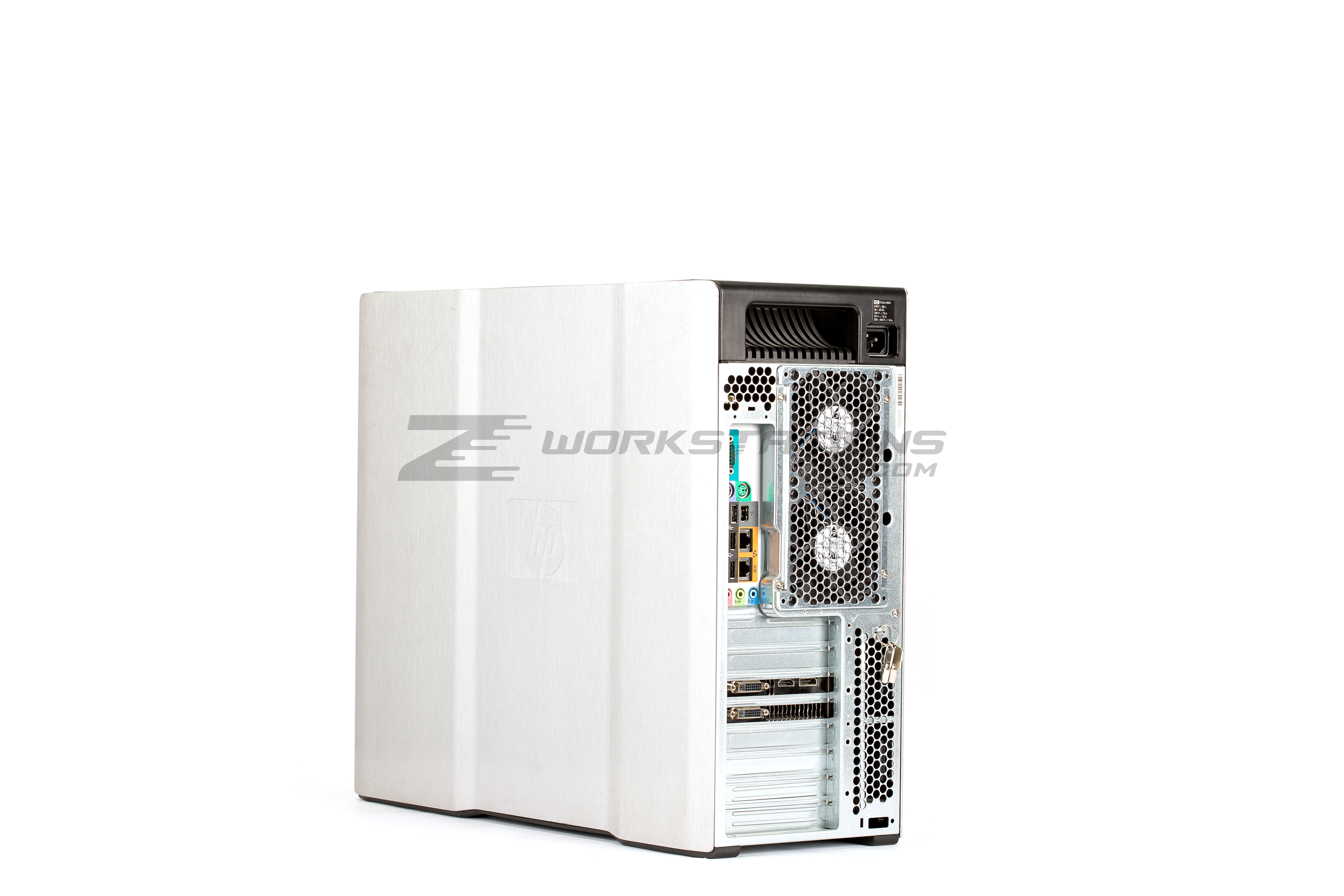 HP Z800 Workstation | ZWorkstations com