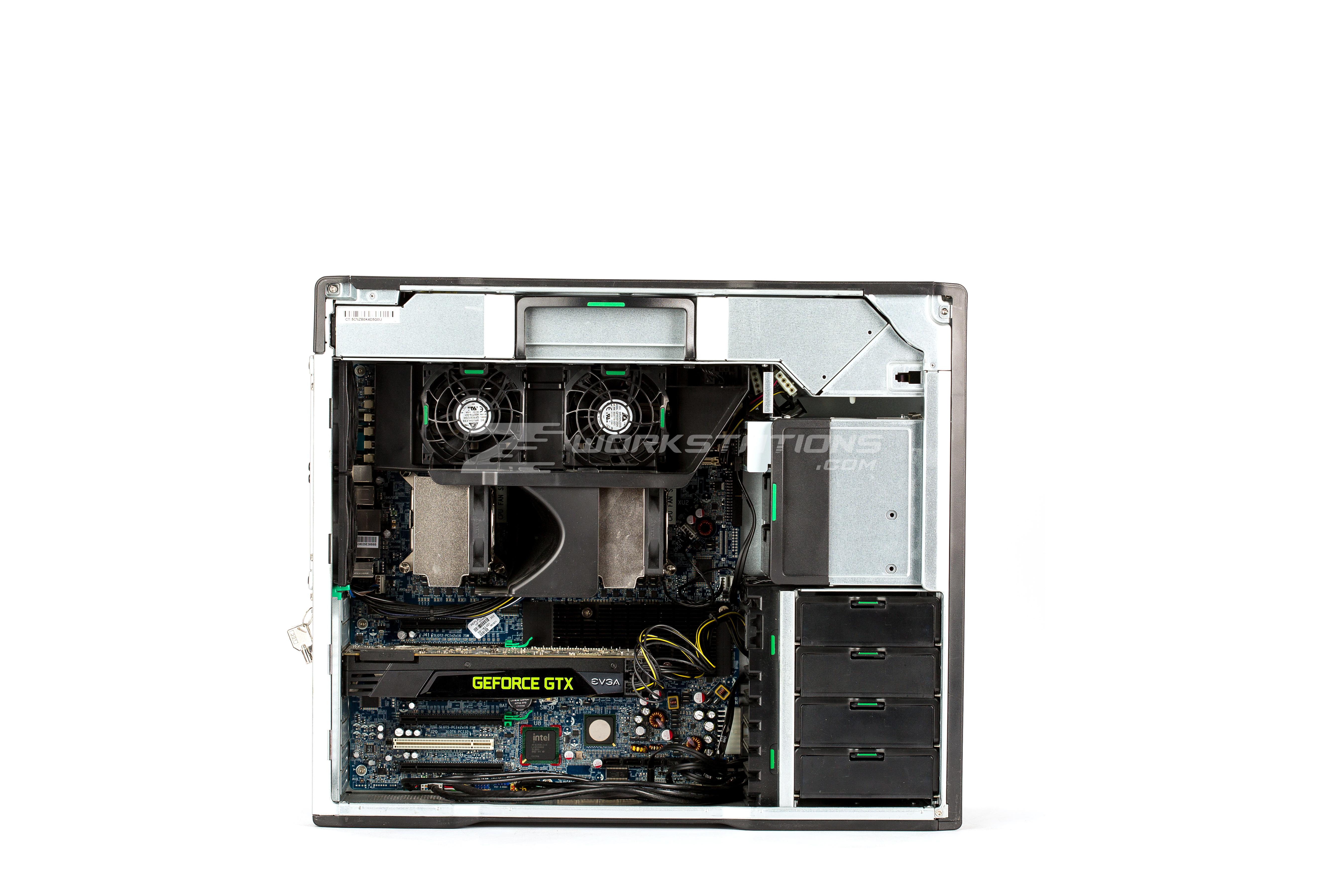 HP Z800 Workstation | ZWorkstations com
