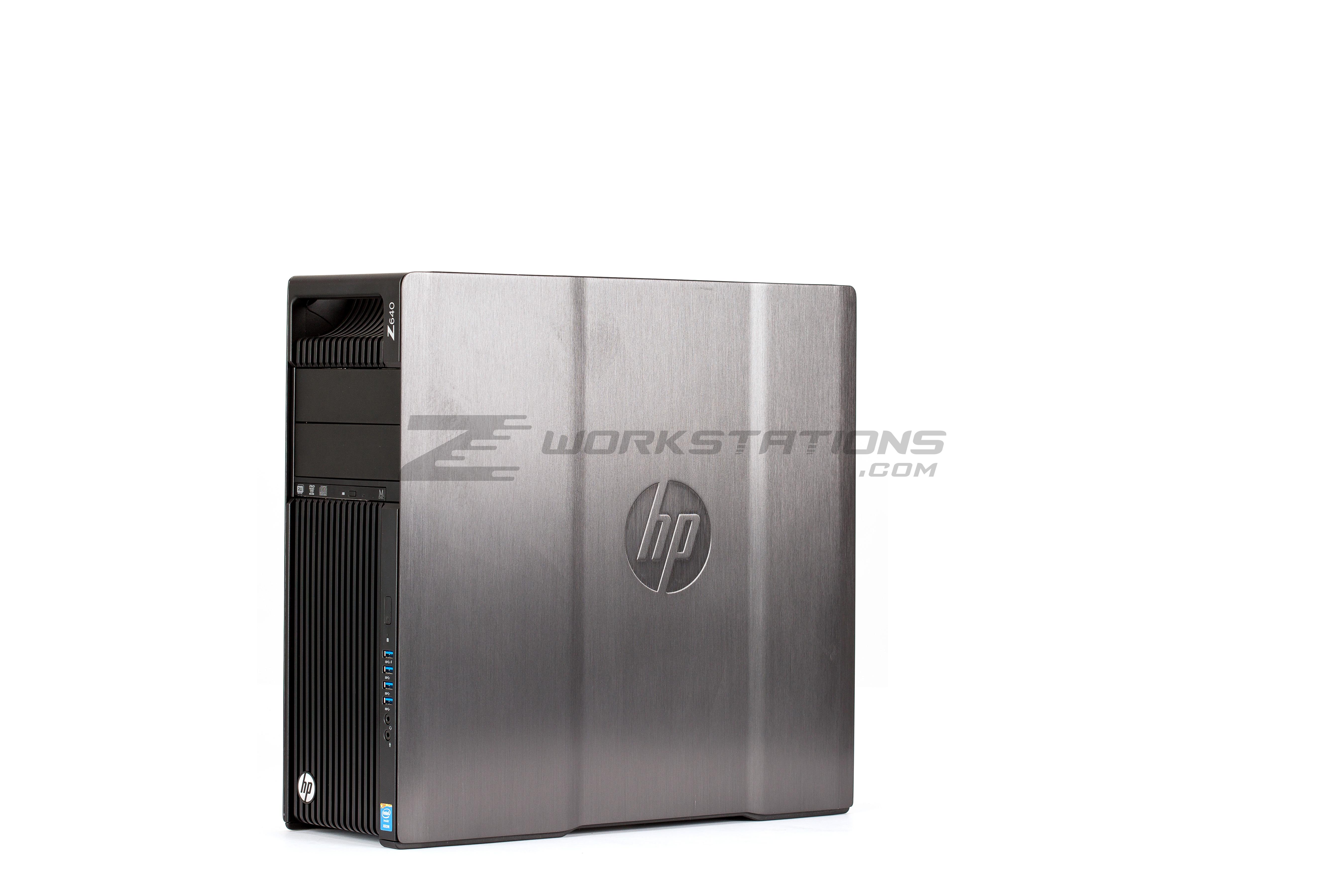 HP Z640 Workstation | ZWorkstations com